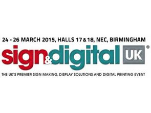 SMGG returns to Sign & Digital UK 2015 with plethora of wide-format print solution offers backed