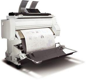 Ricoh MP CW2200SP Colour Wide Format Copier / Printer / Scanner