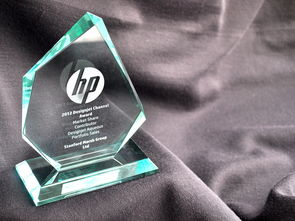 HP Designjet - Dealer of the year 2012!