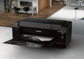 Exciting New Canon imagePROGRAF PRO-1000 A2 Graphics Printer