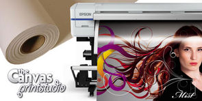 THE CANVAS PRINT STUDIO INSTALLS EPSON SURECOLOR SC70600 TO EXPAND PRODUCT LINE AND SPEED UP DELIVER