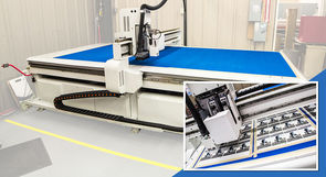 SMGG adds Colex Sharpcut Flatbed Cutter to its range of finishing solutions