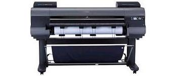 Canon ipf 8400 wide format printer