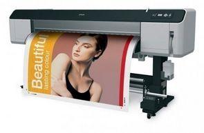 Epson GS6000 solvent printer Epson Stylus Pro GS6000: Epson Stylus Pro GS6000