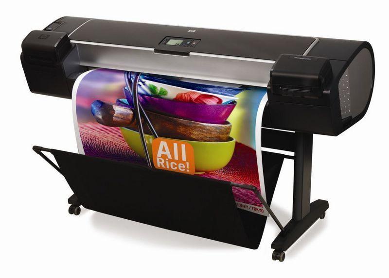 HP DesignJet Z5200 44-in Photo Printer HP Customer Support Hp designjet z5200 44 in photo printer