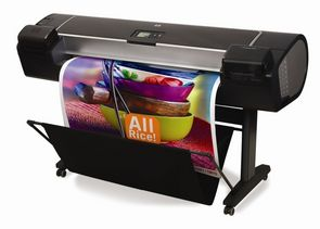 HP Designjet Z5200PS 44 large format Photo Printer CQ113A : HP Designjet Z5200 CQ113A
