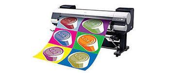 "Canon iPF9100 60"" 1524mm ImagePROGRAF Large format grahics Printer"