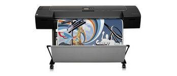 HP Designjet Z2100 44 large format Photo Printer Q6677D