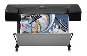 HP Designjet Z2100 44 large format Photo Printer Q6677D: HP Designjet Z2100 44