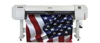 Mutoh 1638WX Valuejet Dye Sublimation printer