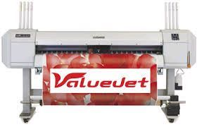 "Mutoh Value Jet 1638 VJ1638 64"" Eco Solvent Printer"