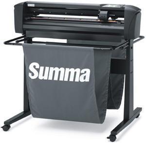 Summa Vinyl Cutter Summacut R D60fx 24 Quot Summa Cutter 24
