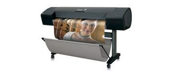 "HP Designjet Z3200 44"" Fine art Canvas & Photo Printer Q6719A"