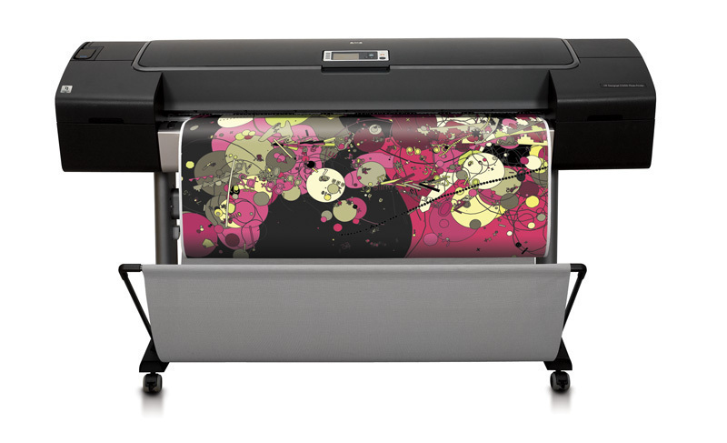 hp designjet z3200 44 fine art canvas photo printer q6719a aqueous ink stanford marsh. Black Bedroom Furniture Sets. Home Design Ideas