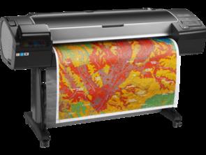 HP Designjet Z5600PS 44 large format Photo Printer T0B51A: z5600