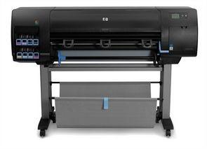 HP Designjet Z6200 42 large format Photo Production Printer CQ109A: HP Designjet Z6200 42